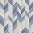 Пробковый пол Corkstyle коллекция Chevron Blue клеевой